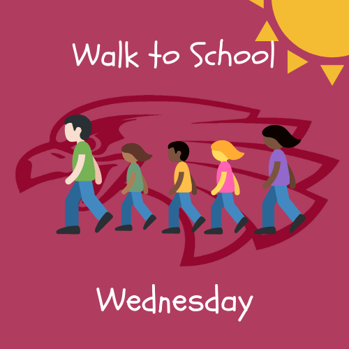 Walk to School Wednesday
